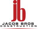 Jacob Bros Construction Logo